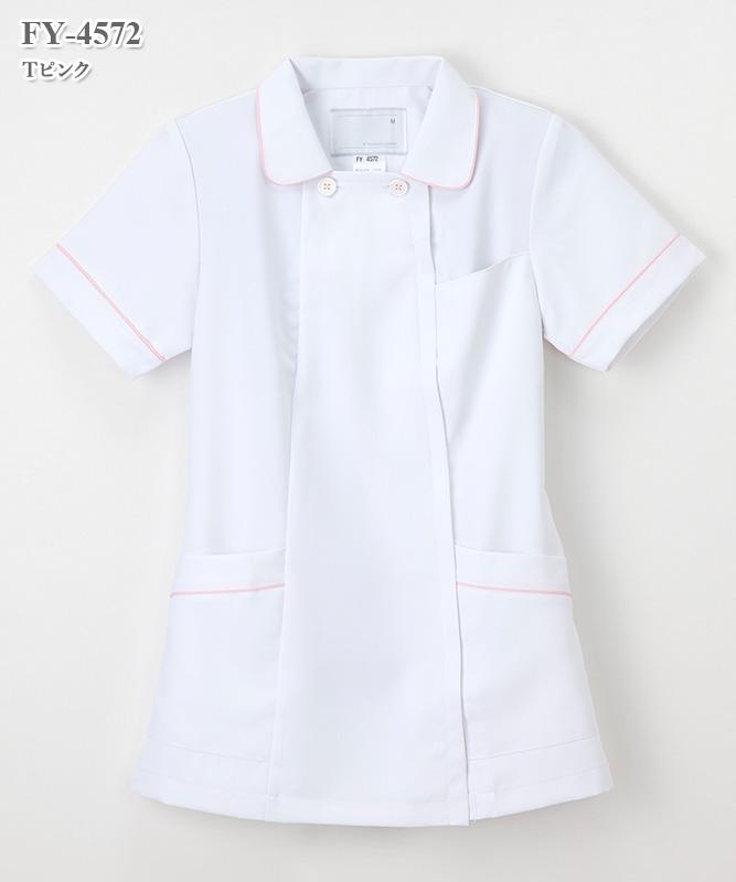 フェルネ女子上衣半袖[ナガイレーベン製品] FY-4572