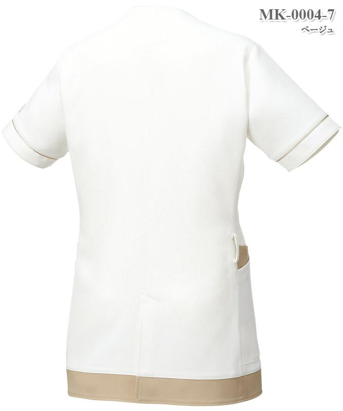 ミッシェルクラン女子ジャケット半袖[チトセ製品] MK-0004