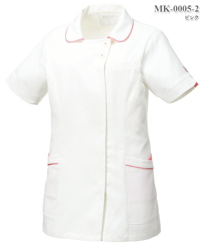 ミッシェルクラン女子ジャケット半袖[チトセ製品] MK-0005