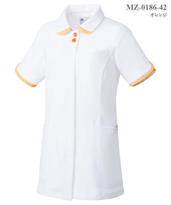 ミズノ女子ジャケット半袖[チトセ製品] MZ-0186