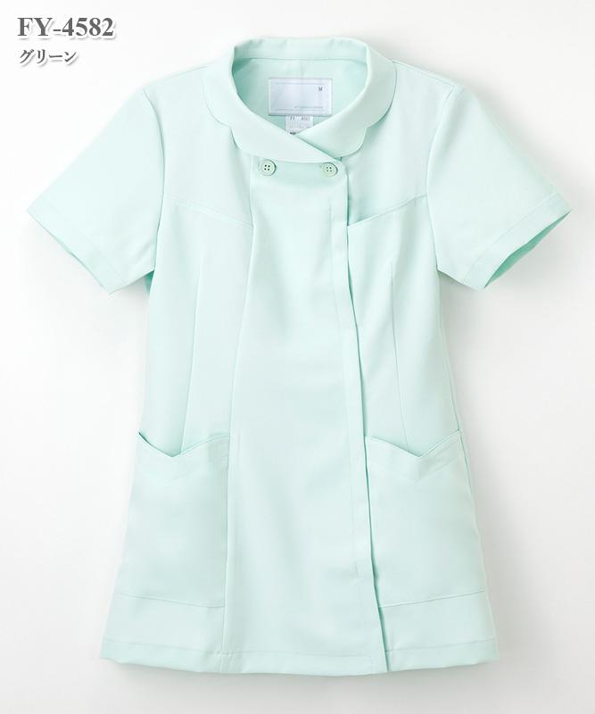 フェルネ女子上衣半袖[ナガイレーベン製品] FY-4582