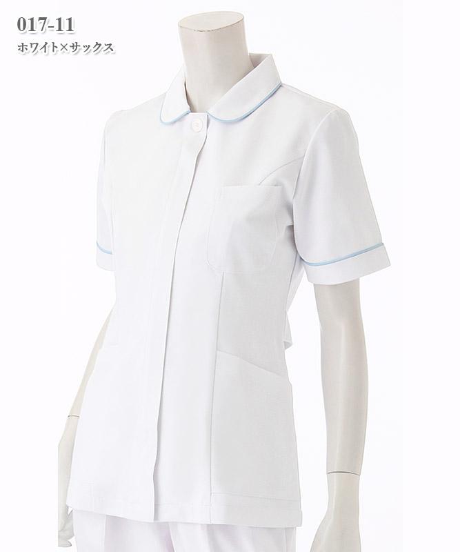 エスモーラレディスジャケット半袖[KAZEN製品] 017