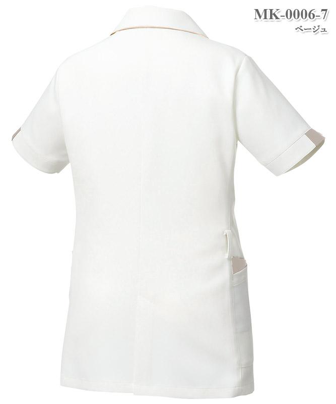 ミッシェルクラン女子ジャケット半袖[チトセ製品] MK-0006