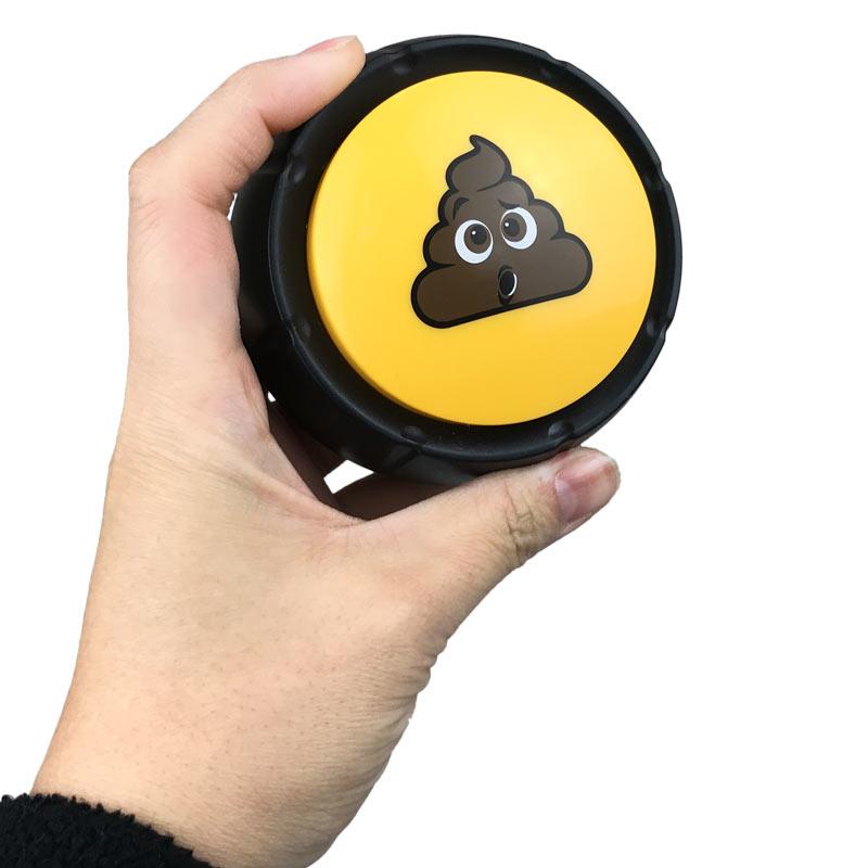 ウンチくんボタン
