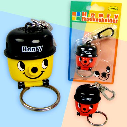 Henry(ヘンリー)リールキーホルダー