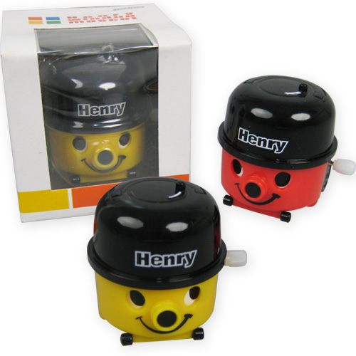 Henry(ヘンリー)ゼンマイマスコット