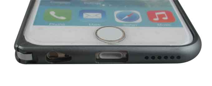 iPhone6+ アルミバンパーケース