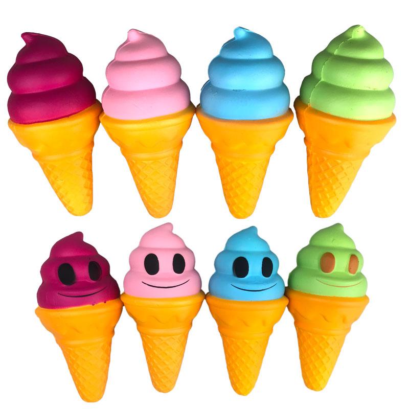 ウンチくんアイスクリーム