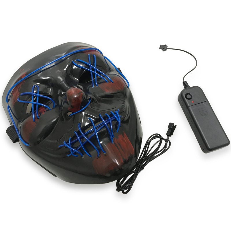 LEDワイヤーマスク