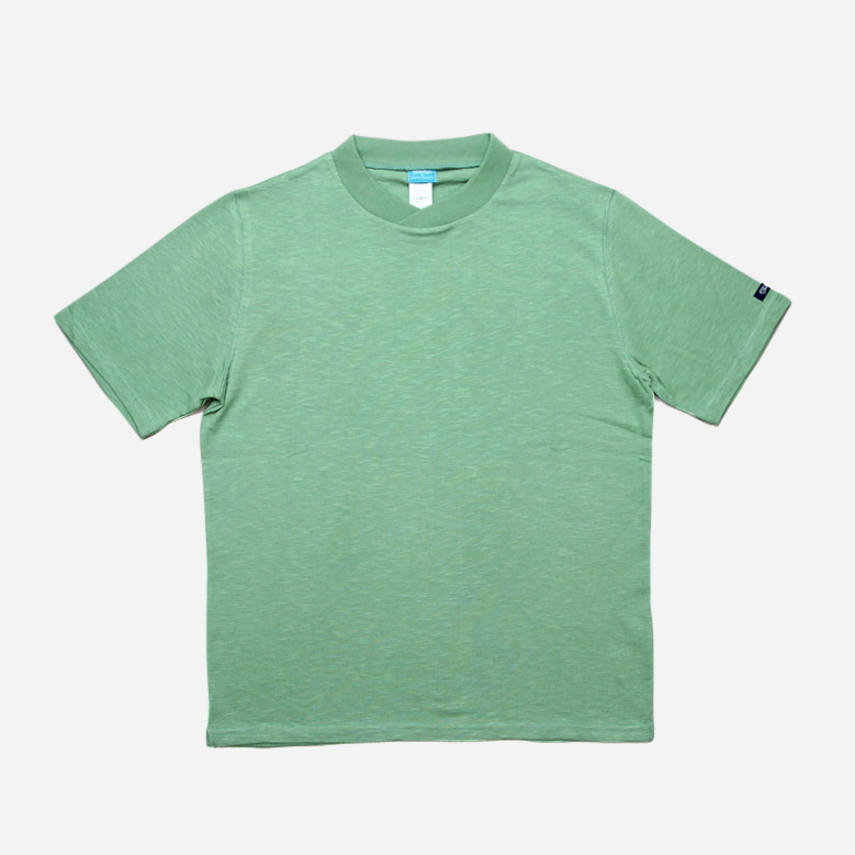 te001SS-LGT-CL HDCS LIGHT LAYER-T PEAL GREEN