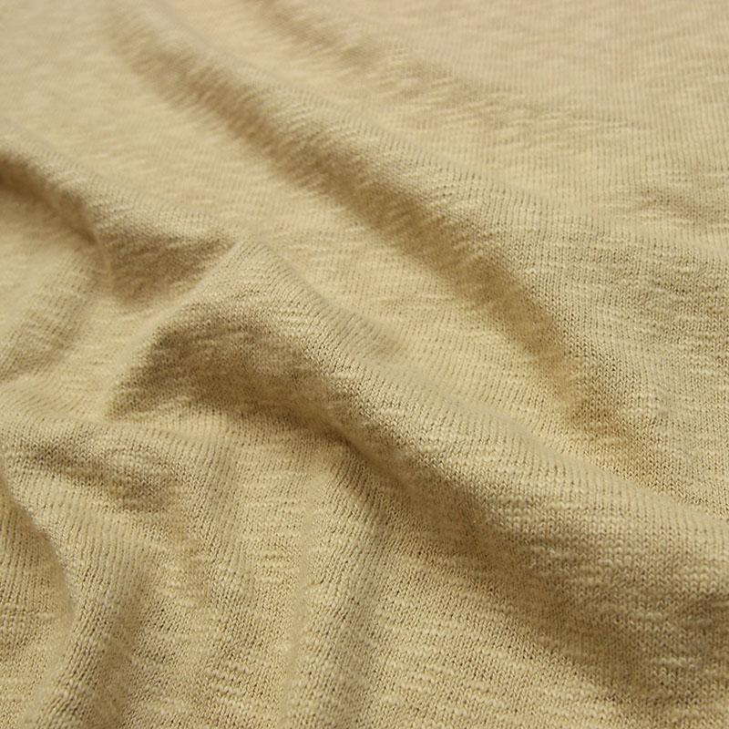 te002m ORIGINAL MOC NECK Linen Beige