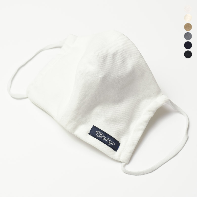 TE500-MSK TIEASY SUMMER KNIT DOUBLE FACE MASK