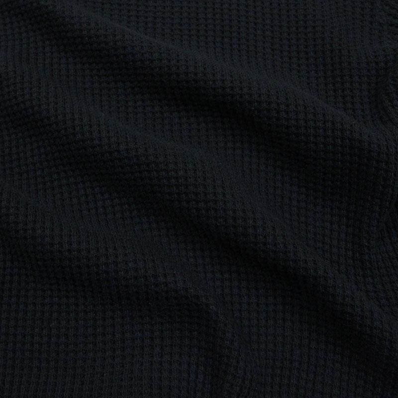te601 Tieasy SUPER THERMAL CREW Black