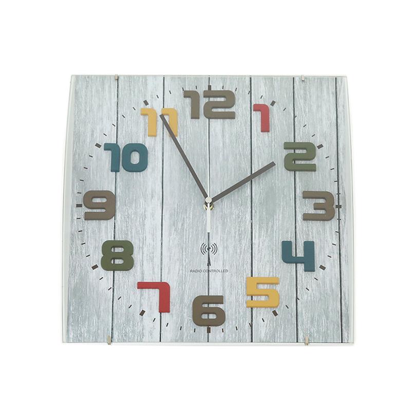 電波時計(掛時計) マルチ WH FX6702Q1 ※電池別売り