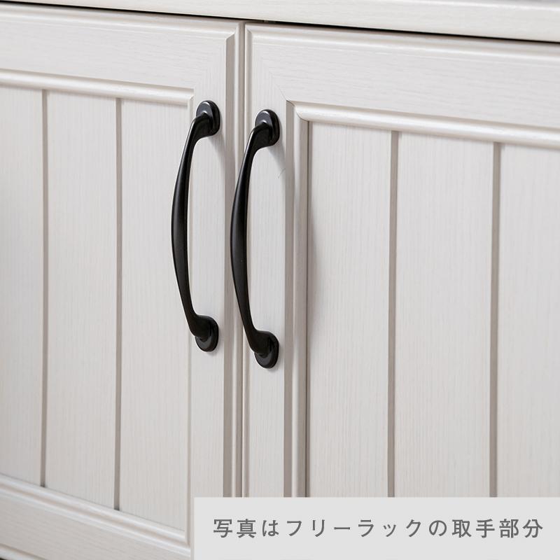 【お客様組立商品】リビングボード IF プリフィーネ2 PF2-8012D WH