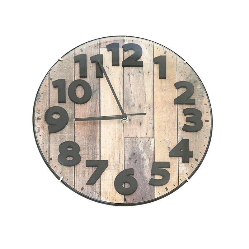 クロック 掛時計 デコ  BKD FX730Q2       ※電池別売り