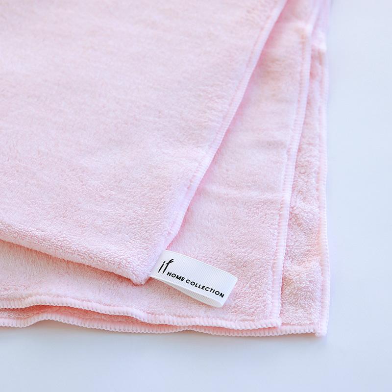 クイックドライタオル IF タオル PK   【if HOME COLLECTION】※フェイスタオル・バスタオルの2サイズからお選びになれます。