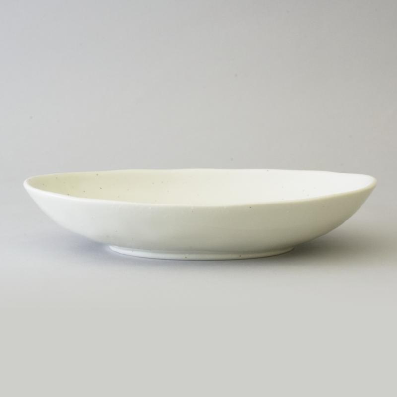 カレー皿 IF96996 いふう アワユキWH