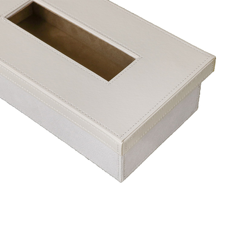 【if HOME】ティッシュBOX IF-TISSUE  WH