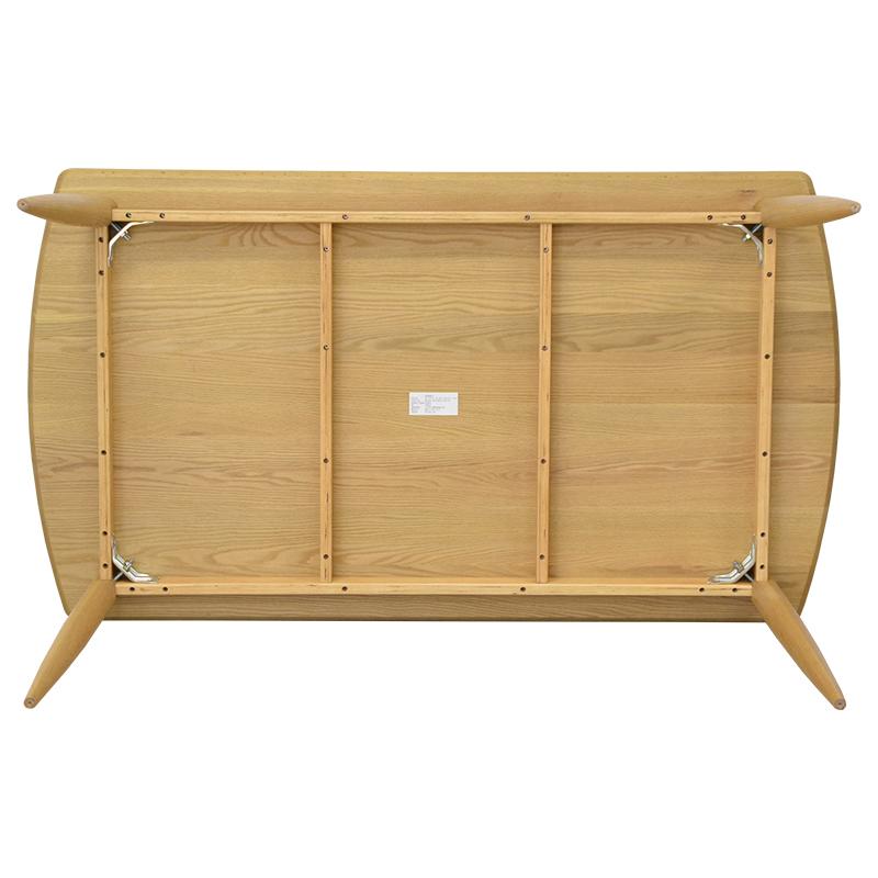 ダイニングテーブル オークライフ2 150NA 【大型商品配送便でのお届け】