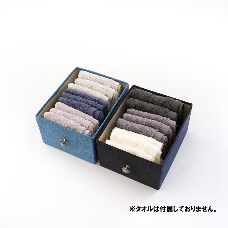 4段チェスト IF KT5686D-BL 60W  【お客様組み立て商品】