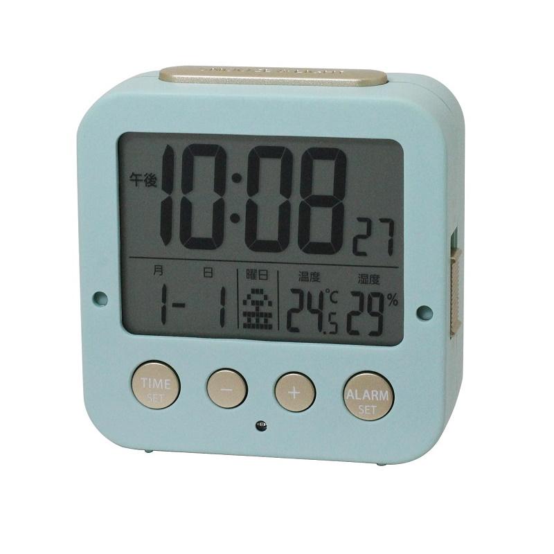 電波クロック (置き) IAC-5637 IGD