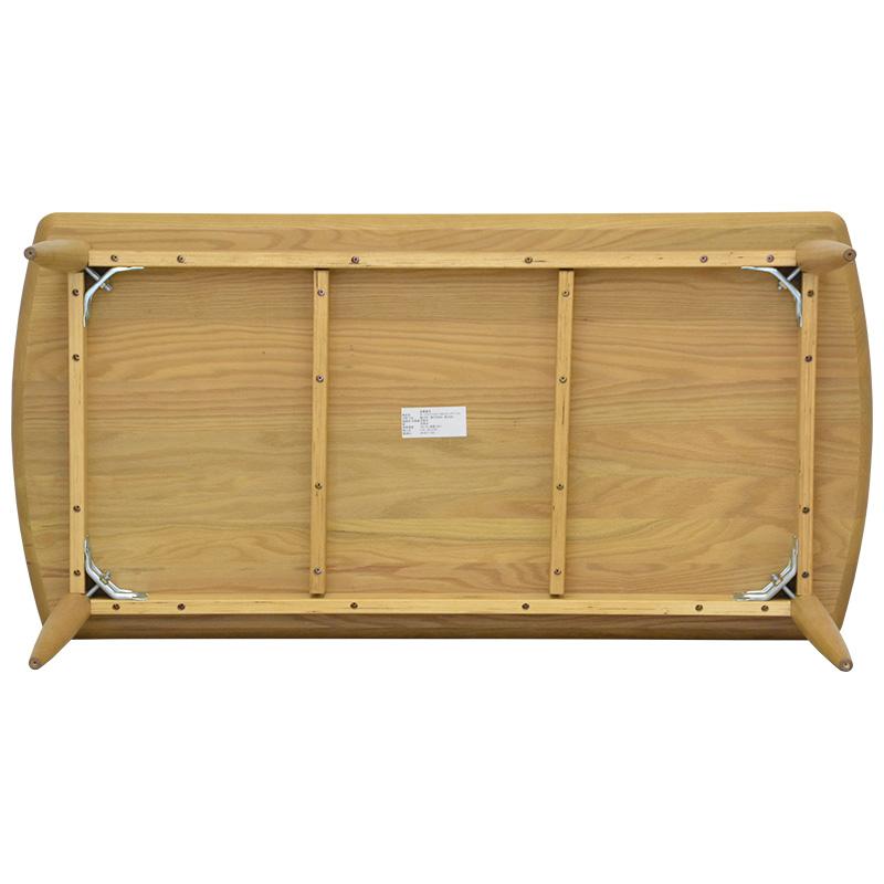 センターテーブル オークライフ 1200 NA 【大型商品配送便でのお届け】