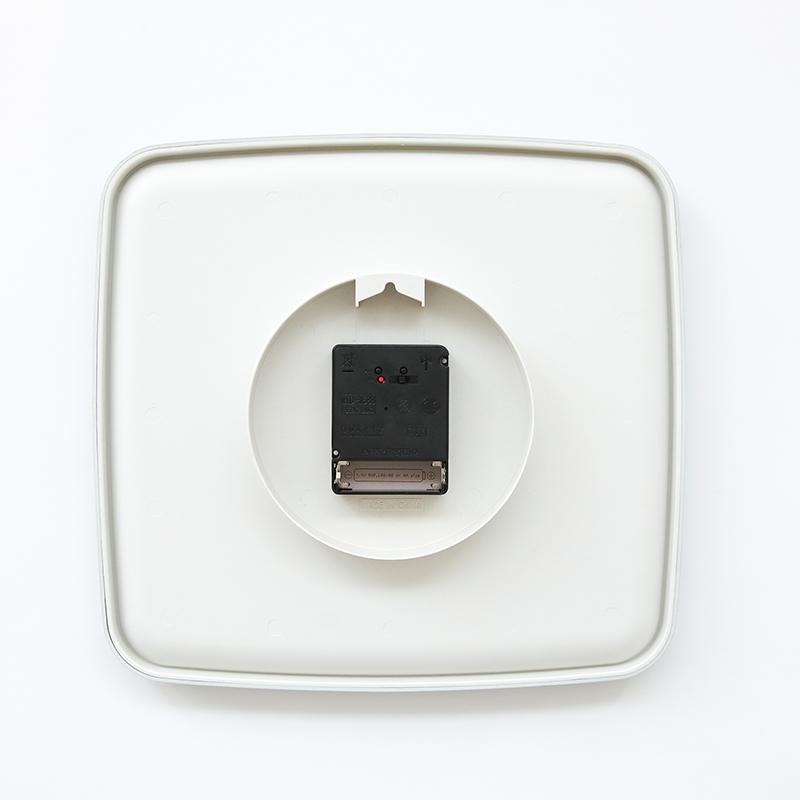 【次回入荷未定】電波時計(掛け時計) スモーキーFX5746D BL ※電池別売り
