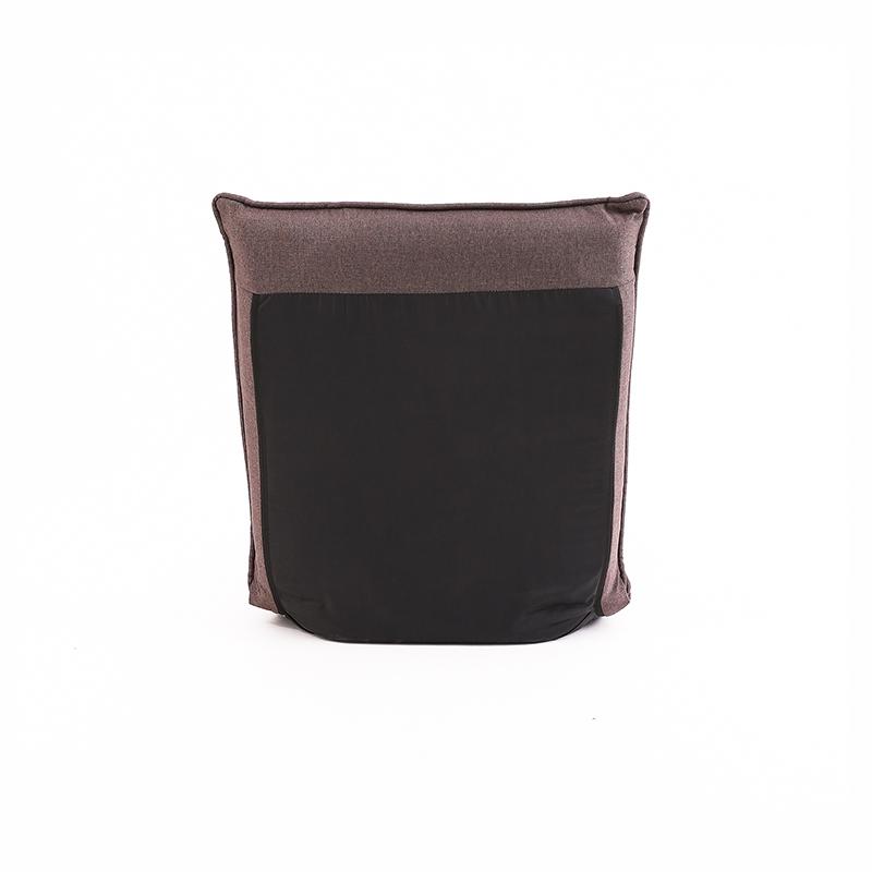 【値下げしました】【if home】座椅子 WAT-バラク DBR