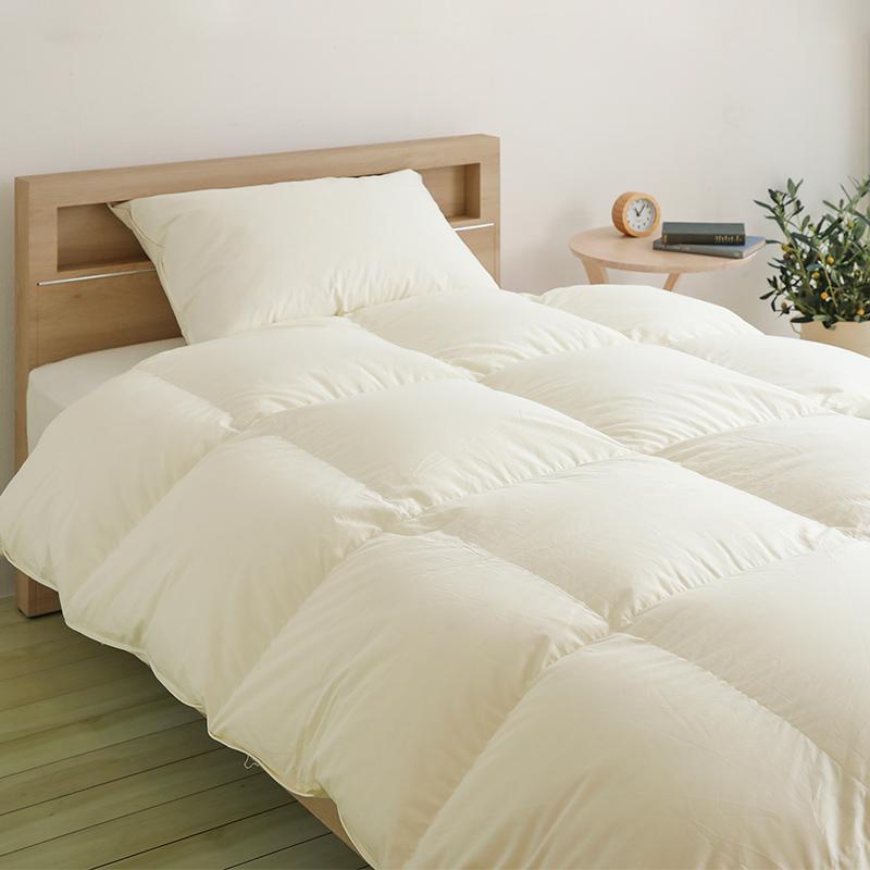 羽毛布団S IF WGD90+ IV 【if HOME COLLECTION】 ※サイズにより価格が異なります。