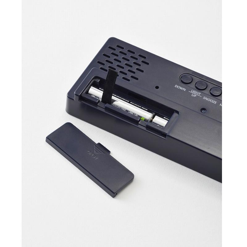 クロック (置き) BCA025-NV