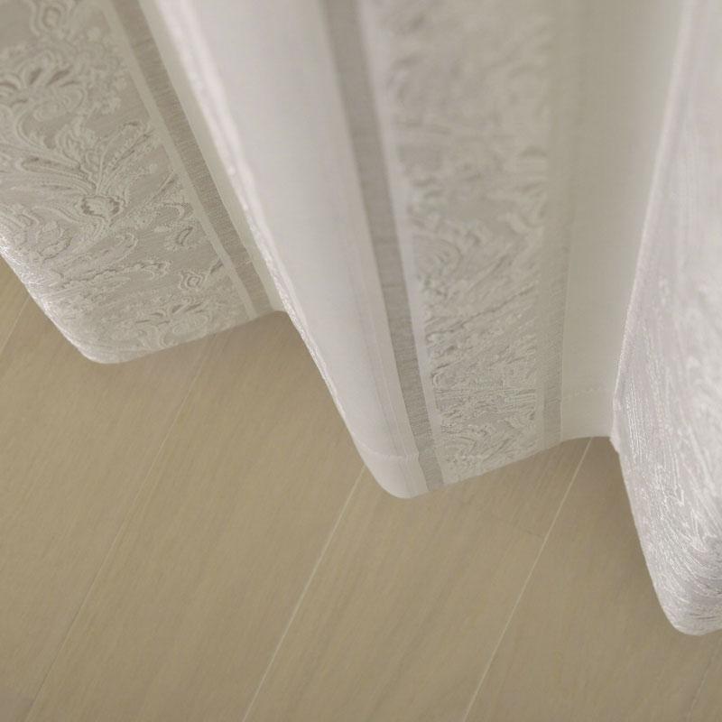 既製ドレープカーテン セスク GY (1枚入り) ※サイズにより価格が異なります