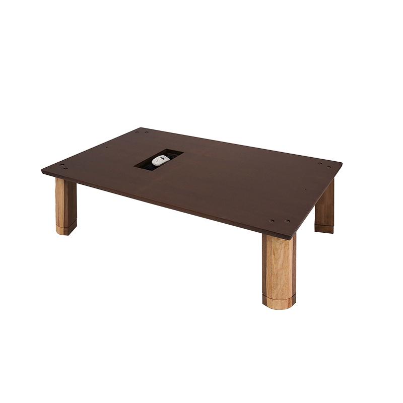 こたつテーブル 暖卓  自然型 ※3サイズから選べます。【大型商品配送便でのお届け】
