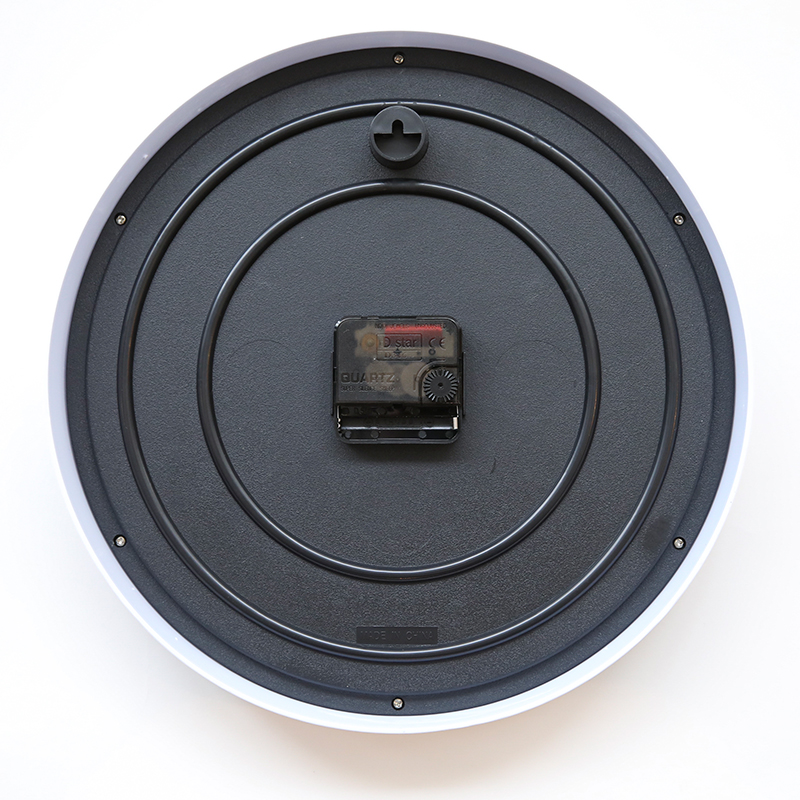 掛時計 ダン FX5690 WH ※電池別売り