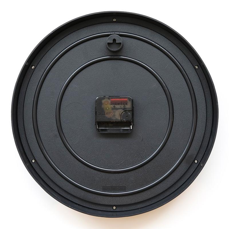 掛時計 ダン FX5690 BK ※電池別売り