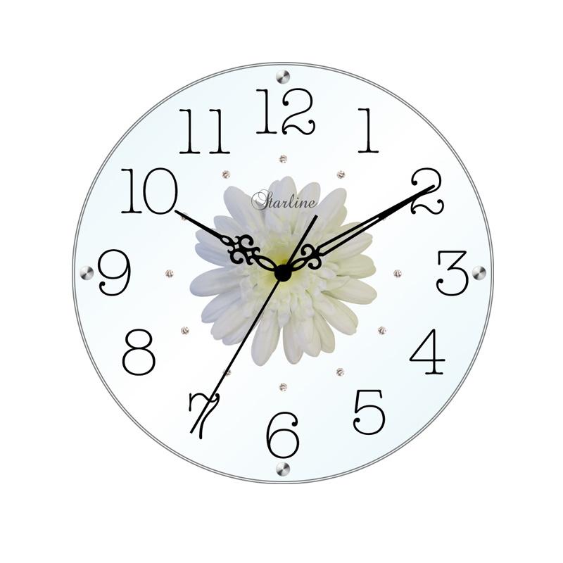 掛時計 SW-1186 WT