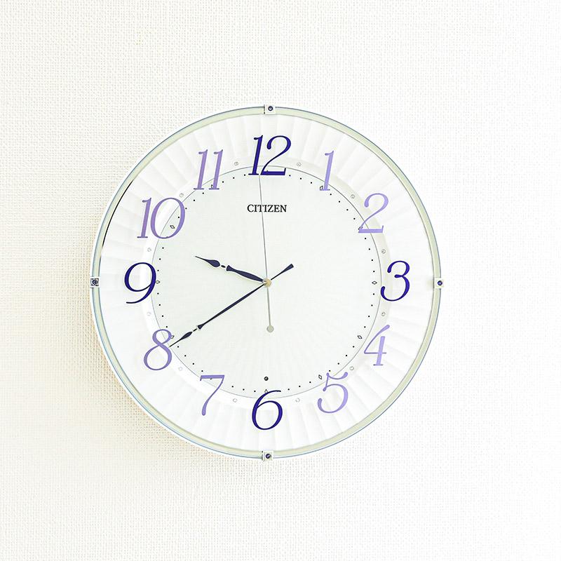 電波時計(掛時計) 8MY537-018 PL