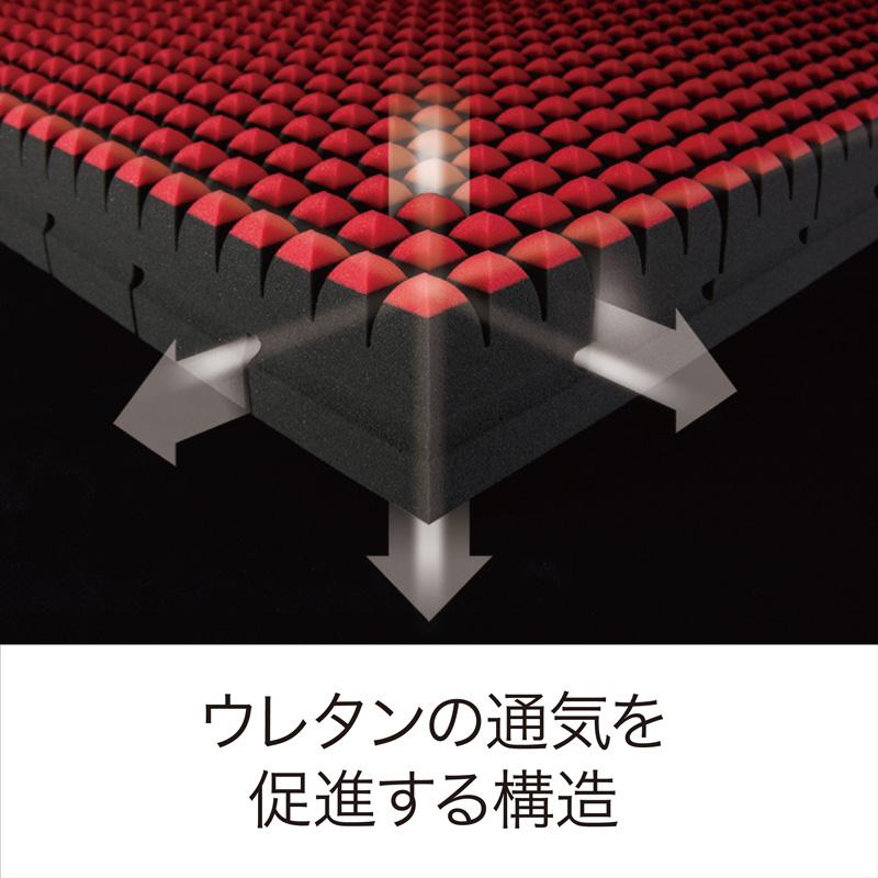 西川 AIR  SI(レギュラー) エアーSI ベッドマットレスタイプ  かたさレギュラー 厚さ14cm 【税込み価格】 ※サイズにより販売価格が異なります