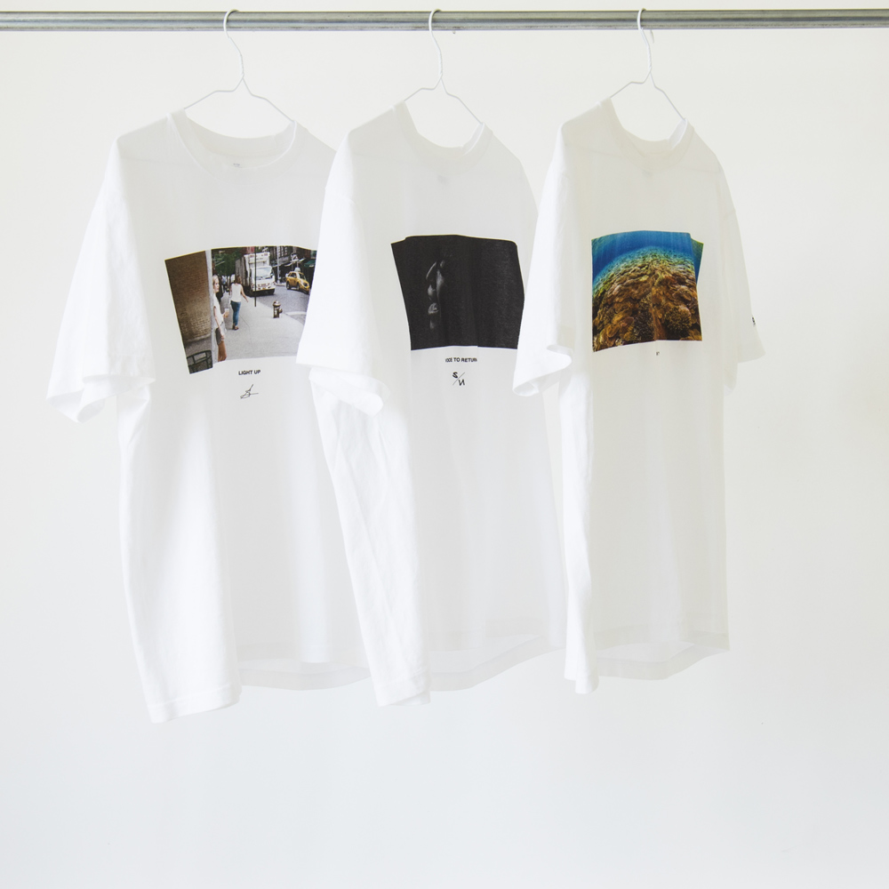 OVERCOME 567 T-shirts + Photograph by AS ALWAYS