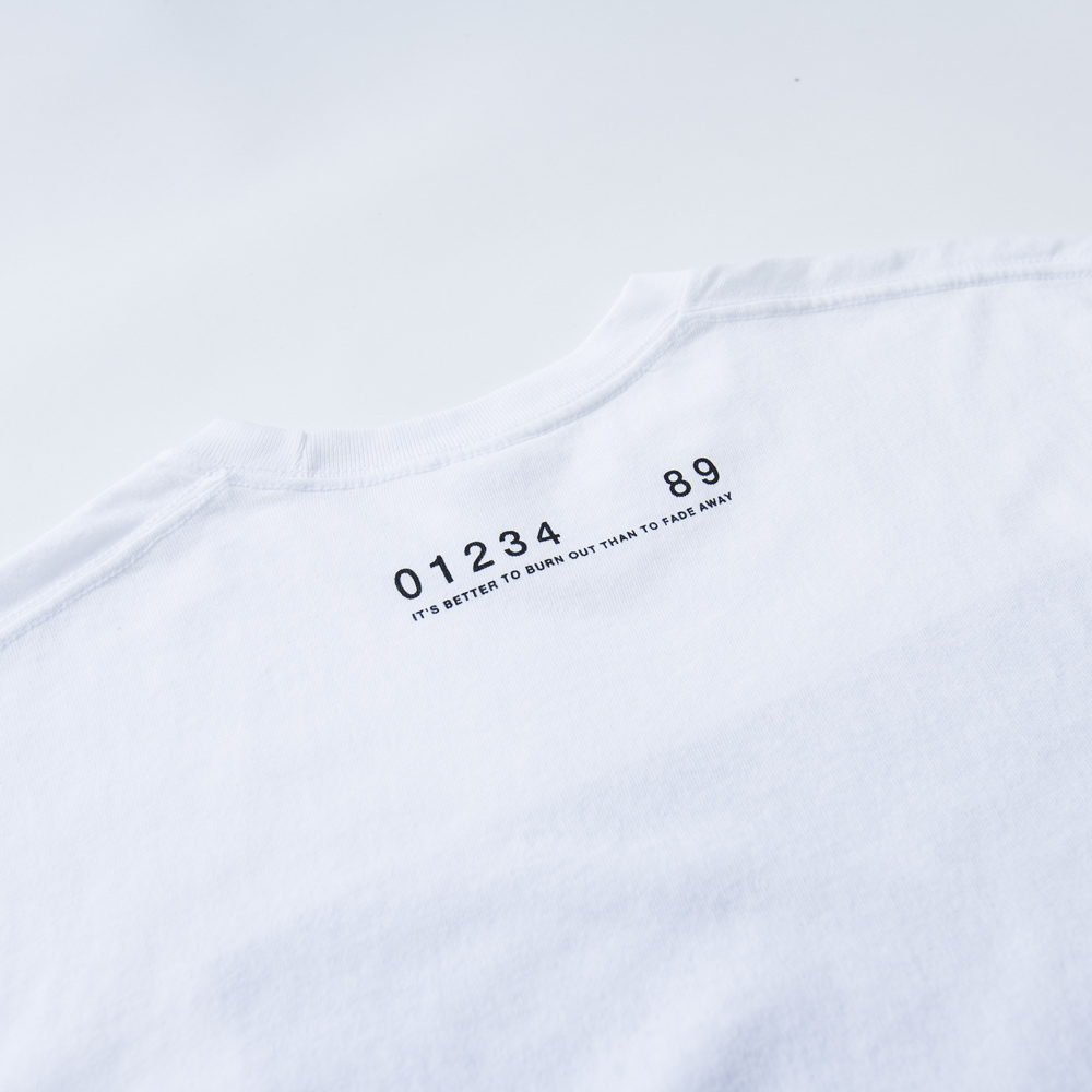 OVERCOME 567 T-shirts + Photograph by S.N