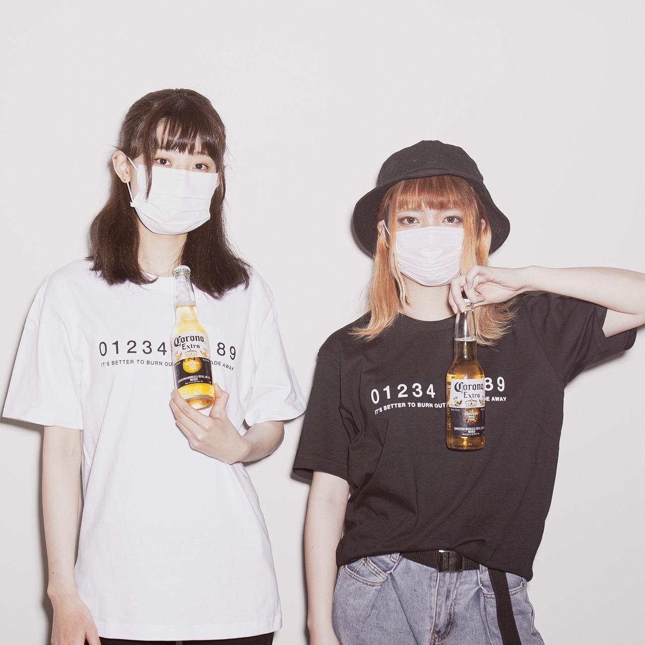 OVERCOME 567 T-shirts 2カラーセット