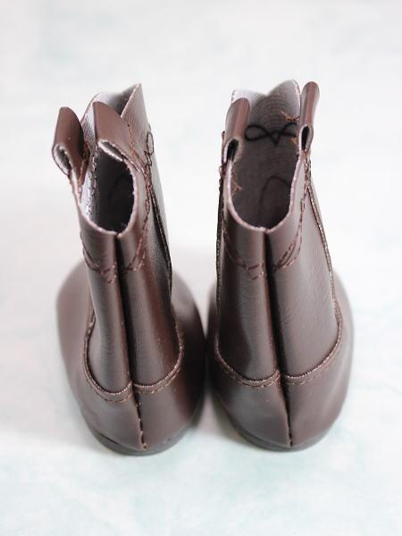 縦:約8cm×幅:約3.5cm ドール用ブーツ SH014