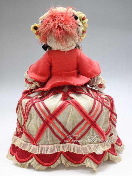 レンチドール ドレスをまとった女の子 LE022