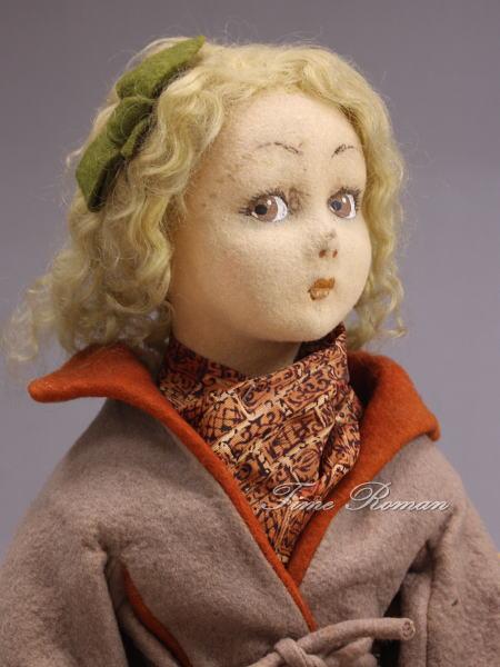 レンチドール モダンな女の子 LE028