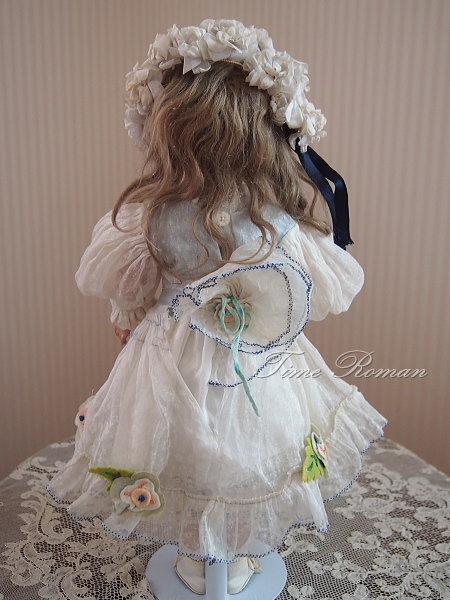 "German bisque child doll K*R / Simon&Halbig ""W"" Loreley / Walker Body"