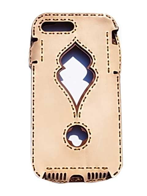 Ojaga design オジャガデザイン PAFURI iPhone7Plus/8Plusケース ナチュラル アイフォン7プラス/8プラスケース メイドインジャパン