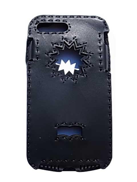 Ojaga design オジャガデザイン CYRENE iPhone7Plus/8Plusケース ブラック アイフォン7プラス/8プラスケース メイドインジャパン