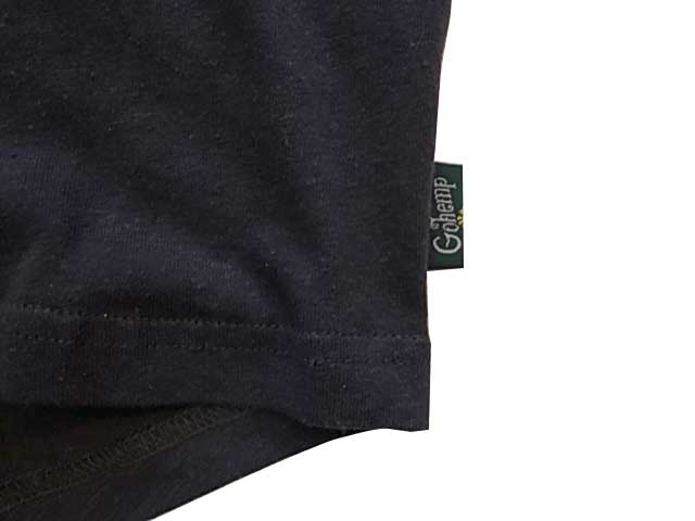 GOHEMP ゴーヘンプ SUNNY ROUND TEE サニー ラウンド Tシャツ LADY'S レディース オーガニックコットン ヘンプ go hemp