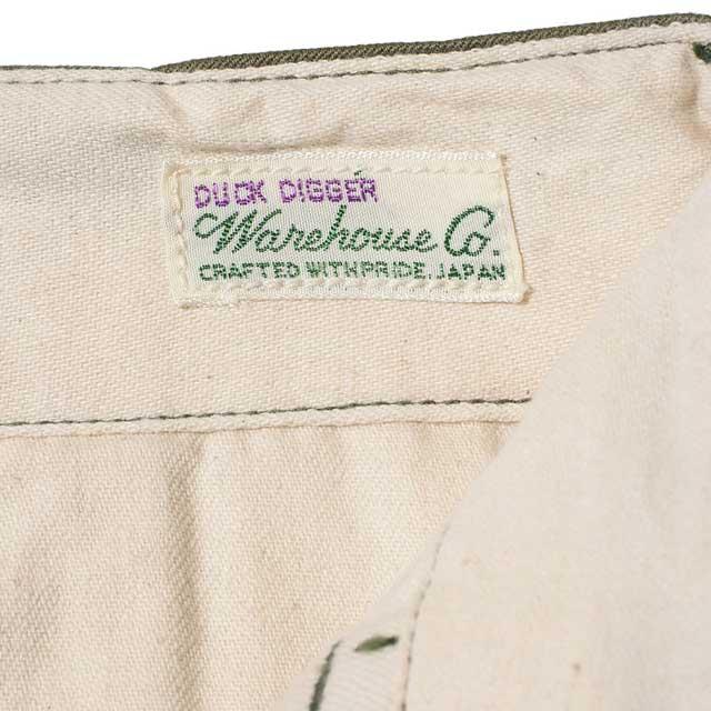 WAREHOUSE ウエアハウス Lot 1204 CHINO SHORTS ウエポン チノショーツ ハーフパンツ