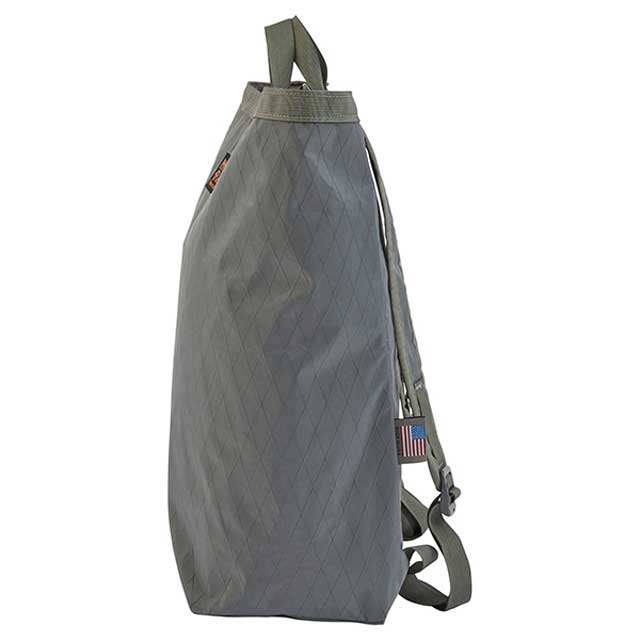 MYSTERY RANCH ミステリーランチ BOOTY BAG LARGE ブーティバッグ ラージ バックパック リュック 22L 3色(ブラック/コヨーテ/グラベル)